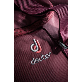 Deuter Aviant Duffel 50, maron/aubergine